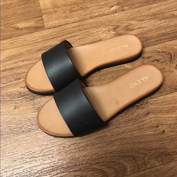 fa2cce11aa36 Aldo Shoes - Women aldo sandals size 7.5